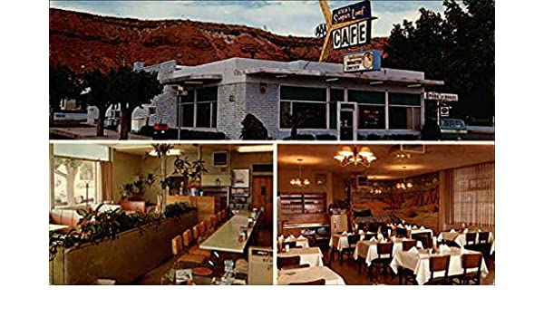 The Sugar Loaf Cafe St. George, Utah UT Original Vintage Postcard at  Amazon's Entertainment Collectibles Store