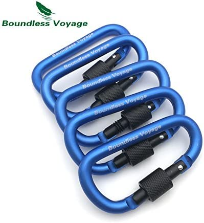 kimtime cadena polivalente llave de aluminio de camping ...