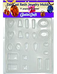 Environmental Technology Castin\' Craft EasyCast Resin Jewelr...