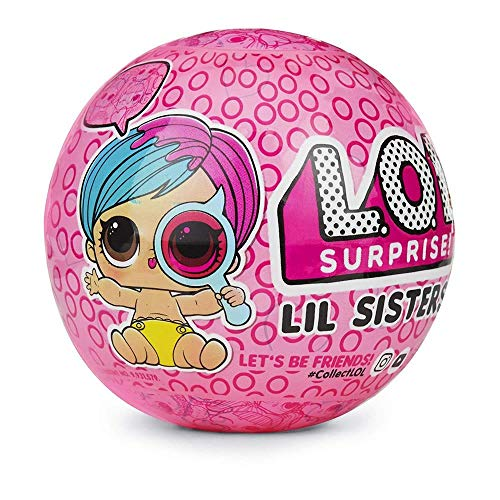 LOL Surprise! Dolls Lil Sisters Eye Spy Wave 2 - New Little Sister ()