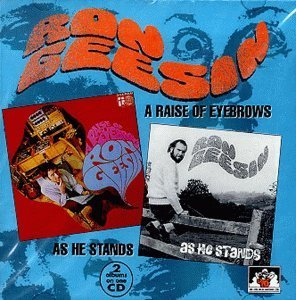 Raise of Eyebrows / As He Stands by Ron Geesin: Ron Geesin ...