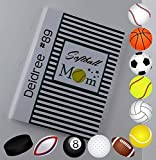 Softball Photo Album IA#887 4x6 or 5x7 Championship Tournament Pictures Sport Team Mom Coach Gift Teammates Basketball Football Volleyball Soccer Hockey Baseball Golf