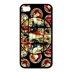 Custom Christian Back case for iphone4,4S JN4S-208
