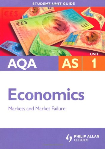 AQA AS Economics: Unit 1: Markets and Market Failure