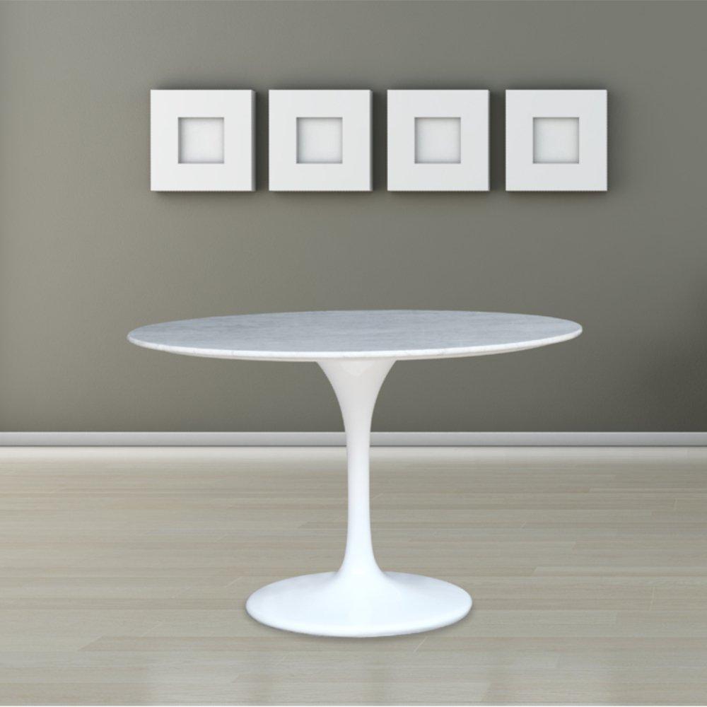 Amazoncom Designer Modern  Eero Saarinen Style Tulip Dining - Saarinen dining table