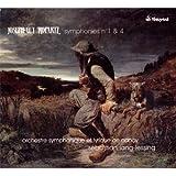 Joseph-Guy Ropartz : Symphonies n° 1 et n° 4