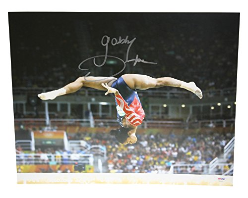 Olympic Team Autographed 16x20 Photo - 1
