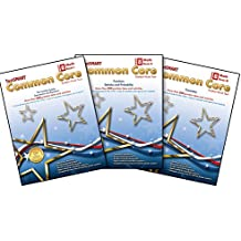 TestSMART® Common Core Mathematics Work Text, Grade 8 (Book I, II, & III Bundle)