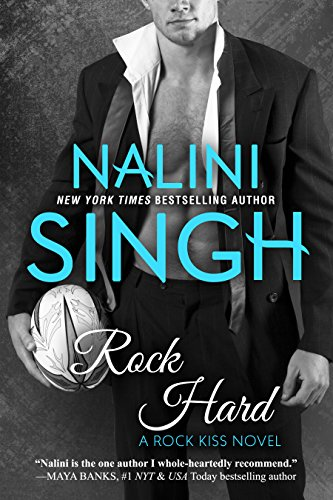 (Rock Hard (Rock Kiss Book 2))