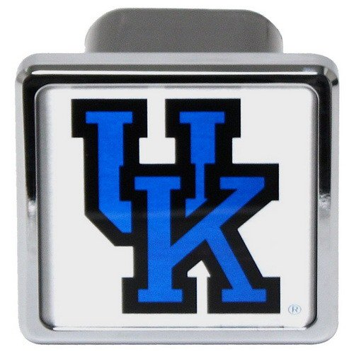 Trailer Hitch Cover, Collegiate Hitch Cover Shows Your Favorite Team (Kentucky) (Kentucky Trailer Hitch Cover)