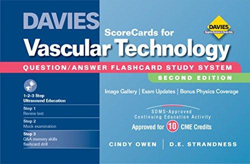 (ScoreCards for Vascular Technology, 2nd Edition)