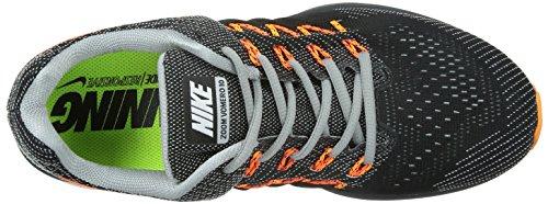 Nike Air Zoom Vomero 10 Mænds Løbesko Grå / Lys Orange MbZ2Ax