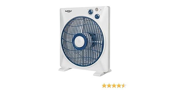 Habitex 9016R12 - Ventilador Suelo 4V Vts-40 Habi: Amazon.es ...