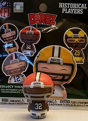 Funko NFL Mini Dorbz Historical Player Series - Cleveland Browns - Jim Brown