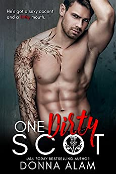 One Dirty Scot by [Alam, Donna ]