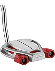 TaylorMade 2018 Spider Tour Diamond Silver Putter (Right Hand, with Sightline, 34 Inches)