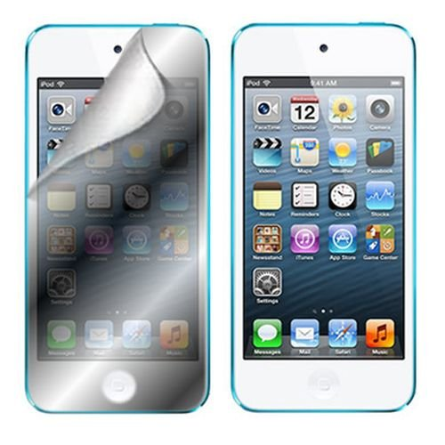 CoverON Screen Protector for iPod Touch 6th Generation / 5th Generator Clear LCD Shield Guard Cover (3-Pack) (Screen Lcd Ipod Touch 5g)