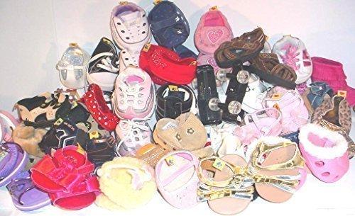 ild A Bear Workshop Shoes, Boots, Sandals, Slippers, Skates, Skechers, Footwear - 1 Pair Your Choice (Bear Footwear)