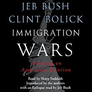 Immigration Wars Audiobook