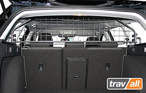 Travall Guard for Volkswagen Golf Wagon (2013-Current) Also for Volkswagen Golf Alltrack TDG1407 [Models Without Sunroof Only] – Rattle-Free Steel Pet Barrier Review