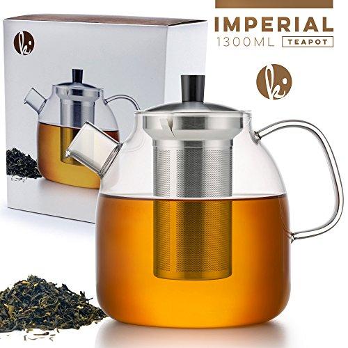 Tea Pot Set Infuser Kitchables product image