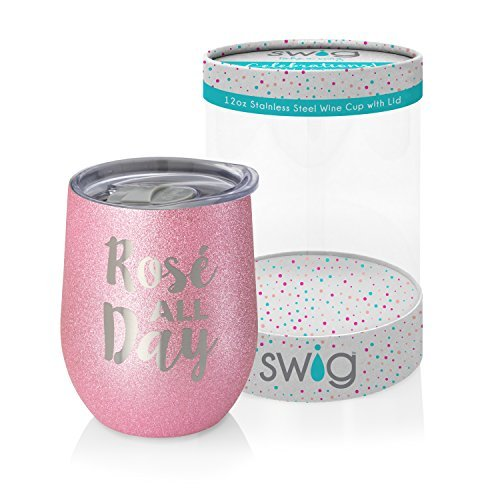 Swig Celebrations 12oz Wine-Rose All (Celebration Wine)