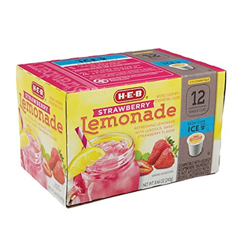 strawberry lemonade ice - 8