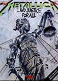 img - for Cherry Lane Music Acoustic Guitar: Metallica ...And Justice for All book / textbook / text book