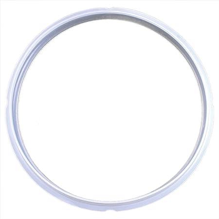 fivekim Silicone Sealing Ring 6,8 Quart pour Instant Pot /Électrique Autocuiseur Autocuiseur Joint Rouge