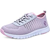 Camel Women's Running Shoes Breathable Athletic Mesh Fashion Lightweight Walking Shoes Sports Sneakers