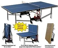 Tischtennisplatte Outdoor,wetterfest, original Turniermaße, TÜV geprüft,...