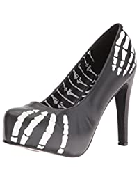 Iron Fist Women's Grave Robber Platform Dress Pump