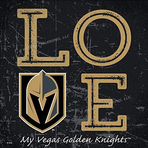Las Vegas Golden Knights Love Wall Poster, Unframed Art Print Decor 13