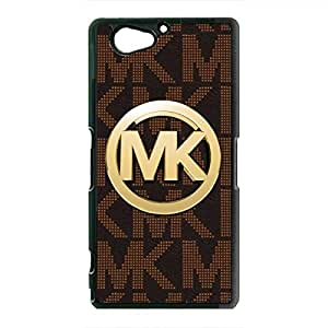 Famous Michael Kors Phone Case Hard Plastic Case Cover Snap On SonyXperiaZ2mini