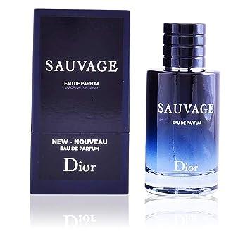 4621d9540e Amazon.com   Sauvage by Dior Eau de Parfum Spray 60ml   Beauty