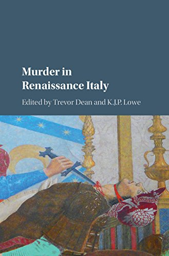 Download for free Murder in Renaissance Italy