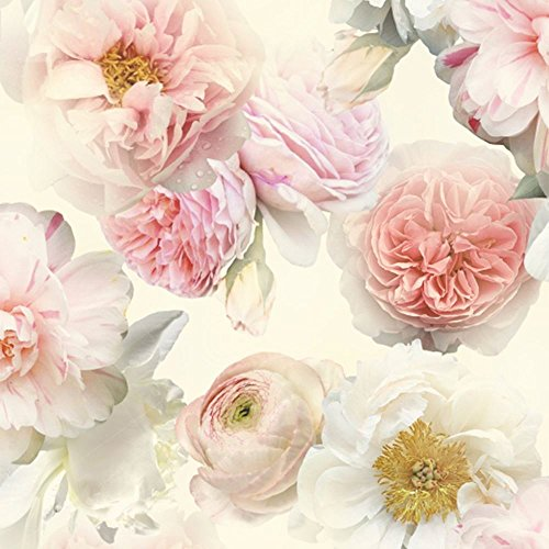 Diamond Bloom Floral Wallpaper Blush Arthouse 257000