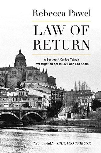 Law of Gain (Carlos Tejada Alonso y Leon Investigation Set in Spain)