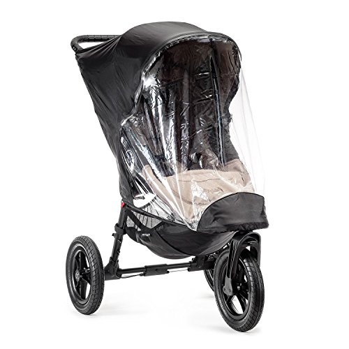 Baby Jogger Weather Shield City Elite Single Stroller Black