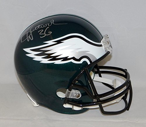Brian Westbrook Hand Signed - 4