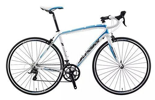 50 cm sundeal r9 700 Cロードバイク6061合金フレームShimano Sora 2 x 9 MSRP $ 649新しい B01MRABCNE