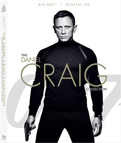 The Daniel Craig (Collection) [Blu-ray] (James Bond Movie Collection)