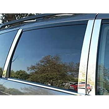 Stainless Steel Tailgate Accent Trim 1PC Fits Toyota Sienna  04-10