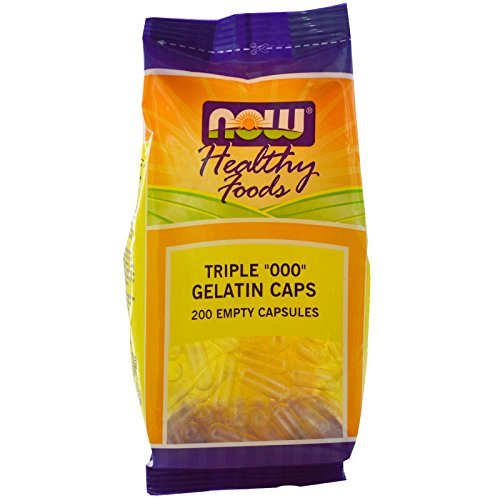 (Now Foods, Triple