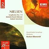 Nielsen: Symphonies Nos. 1-4/Bohmisk-Dansk Folketone/Andante Lamentoso