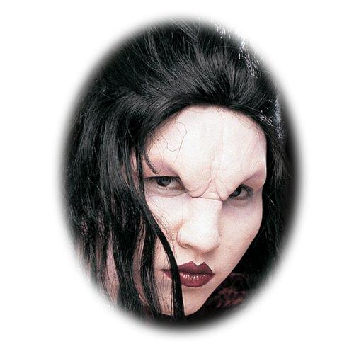 Vampire Makeup Stack (Cinema Secrets Woochie Latex Vampiress Face Appliance)