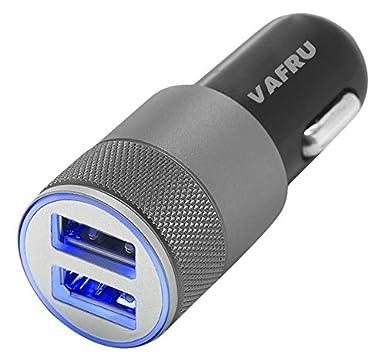 vafru 2p-3.1 a CE & FCC Certificado USB cargador de coche ...