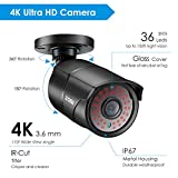 ZOSI Ultra HD 4K Outdoor Security Camera