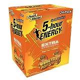 5-Hour Energy Shot, Extra Strength Peach Mango (1.93 oz. ea., 24 pk.) (pack of 2)