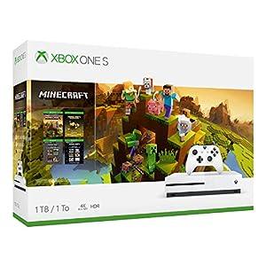 51YblRIrzTL. SS300  - Xbox-One-S-1TB-Console-Minecraft-Creators-Bundle-Discontinued  Xbox-One-S-1TB-Console-Minecraft-Creators-Bundle-Discontinued 51YblRIrzTL